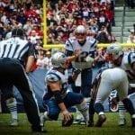 Tom Brady treibt sein Team nach vorne