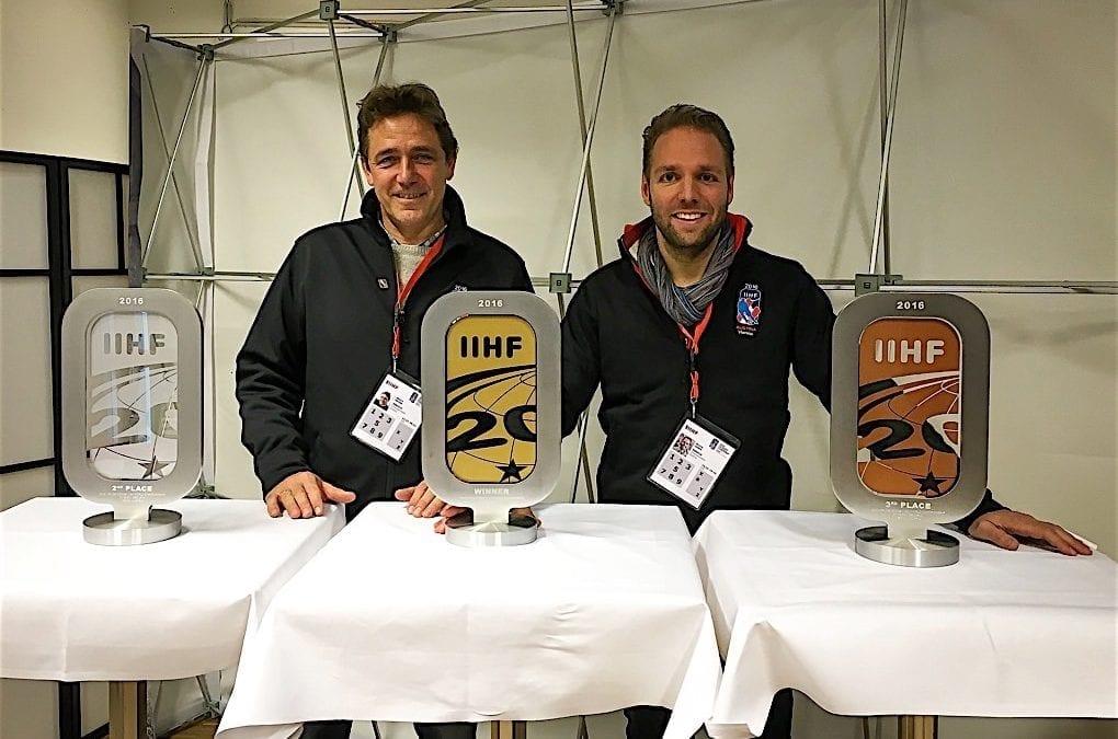 Moderation: IIHF U20 Weltmeisterschaft 2016