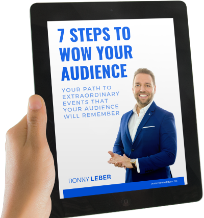 7 steps to wow your audience cover 1