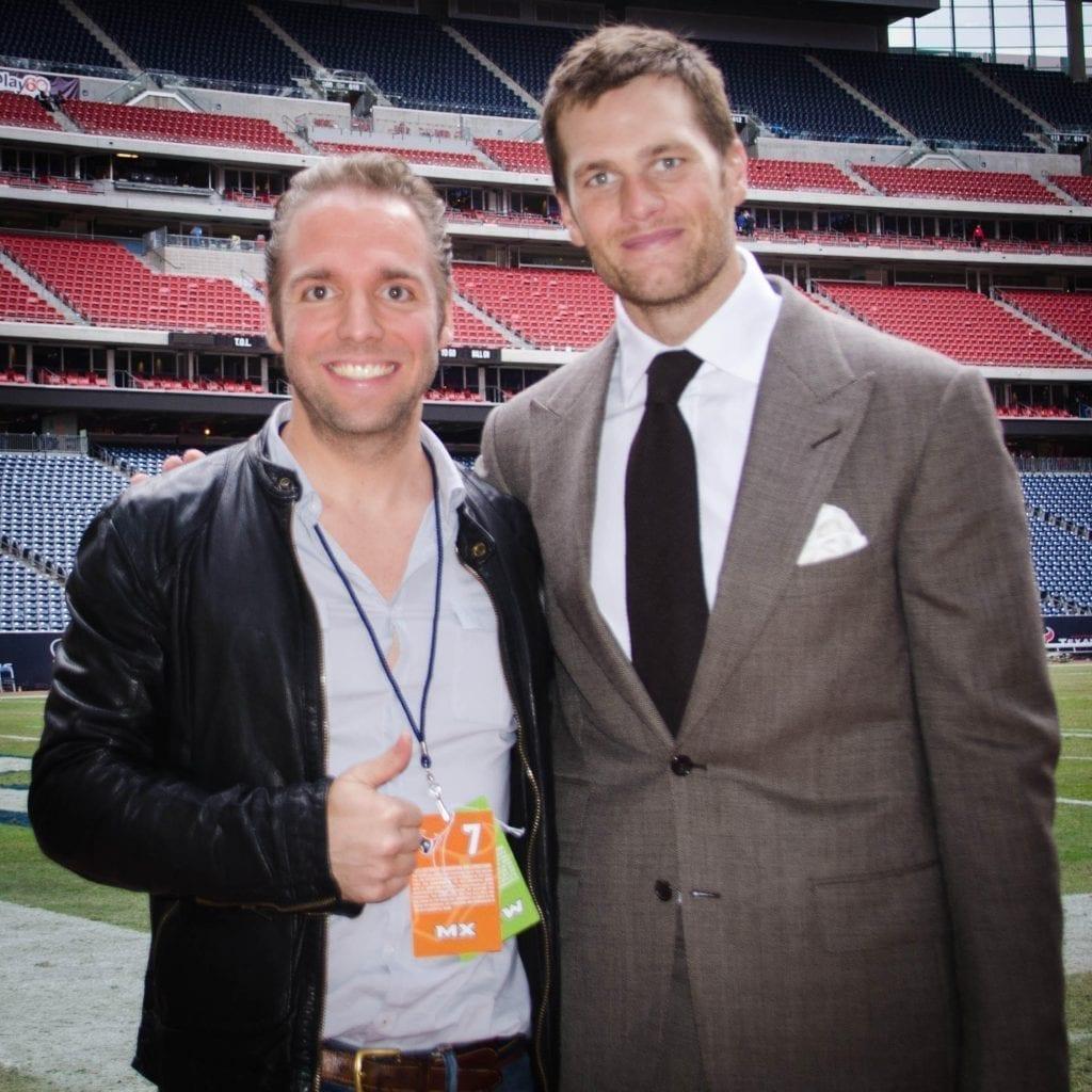 Ronny Leber Tom Brady Selbstdisziplin lernen vom Super Bowl Champion