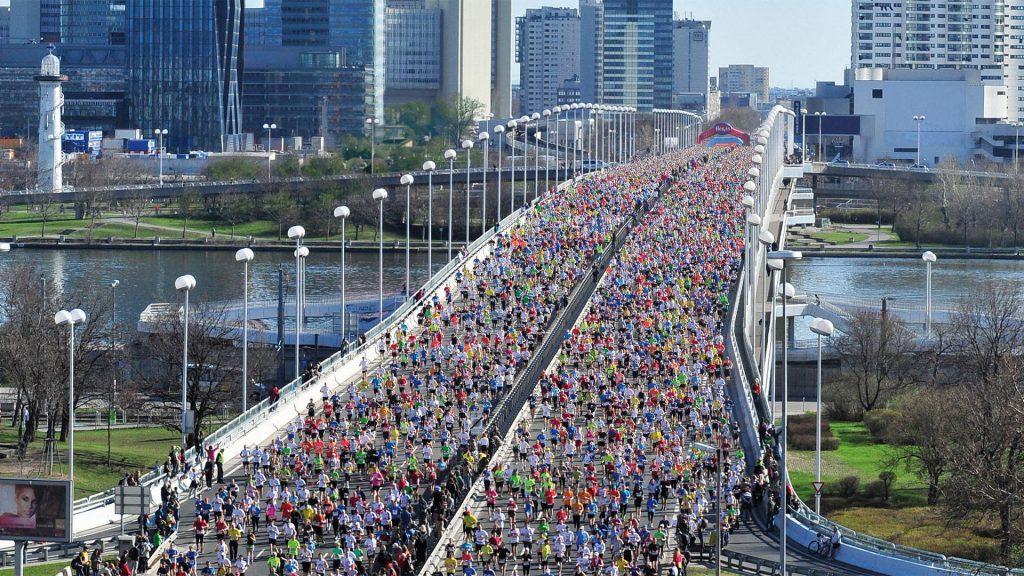 vienna city marathon 2019 start