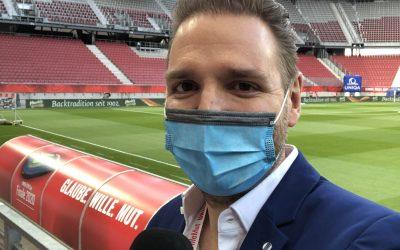 ÖFB Cup Finale 2020 – Hinter den Kulissen